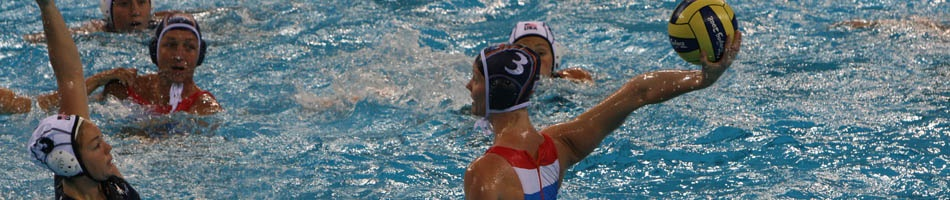 Beijing dames waterpolo goud 2008